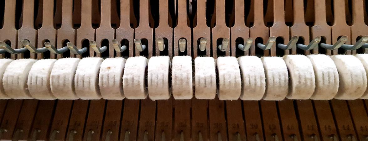 Harmonisation Piano - Piano des Charentes Jonzac