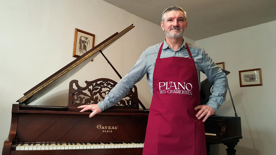 Denis Delcroix- Piano des Charentes