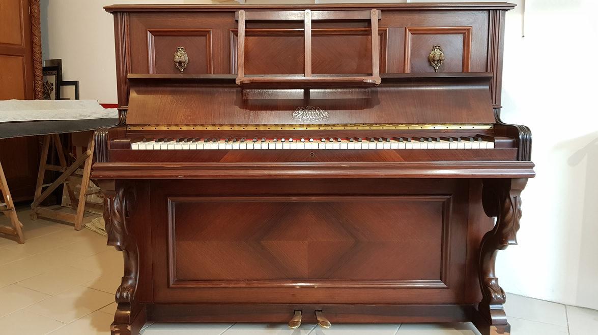 PIANO DROIT ERARD 1910