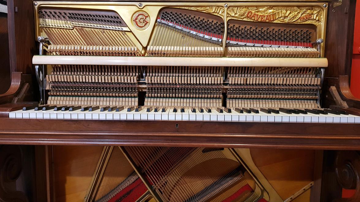 Les Réparations du Piano