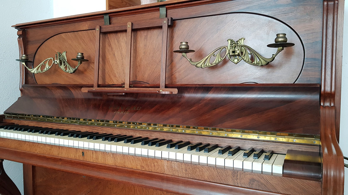 PIANO DROIT GAVEAU C 1920