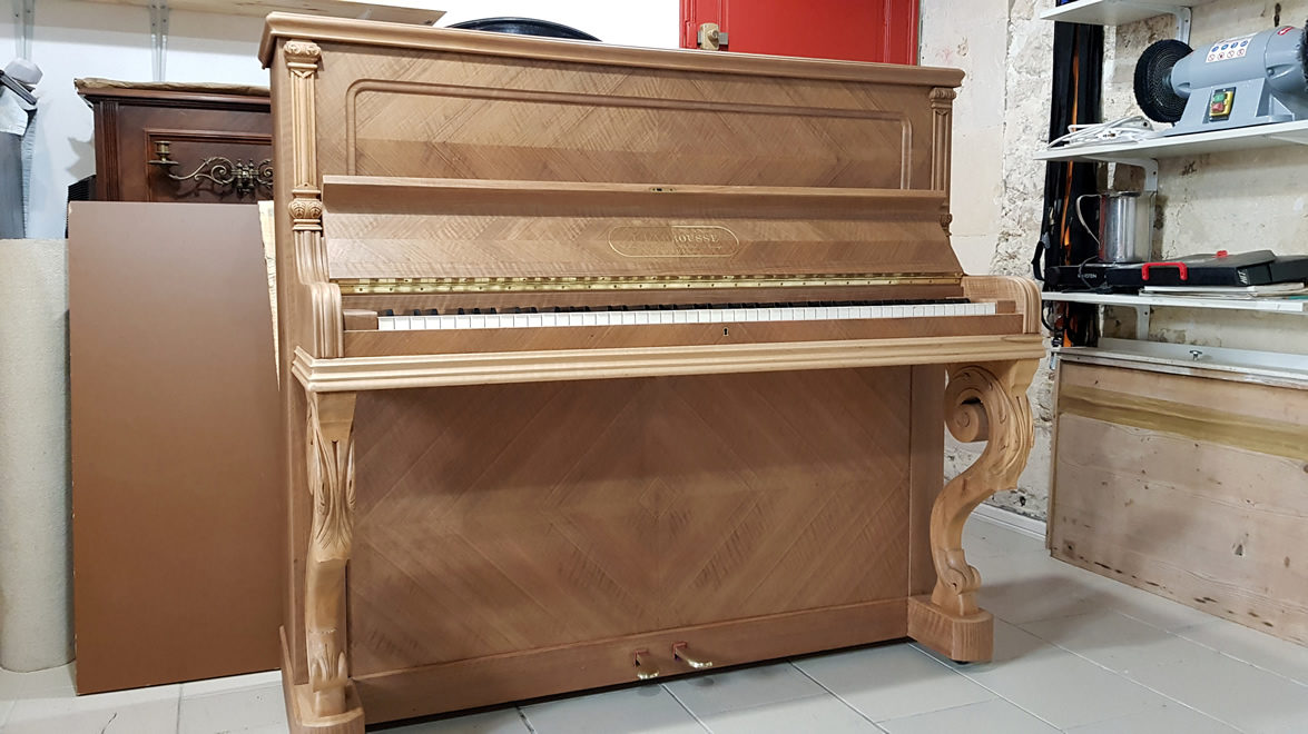 Piano Labrousse 1900